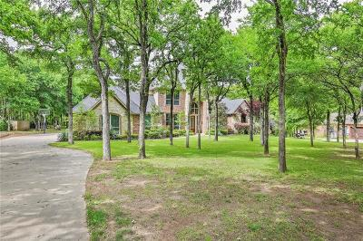 Fort Worth Single Family Home For Sale: 8408 Ashbriar Lane