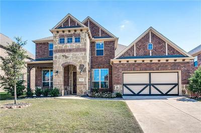 Frisco Single Family Home For Sale: 7178 Milsap Lane