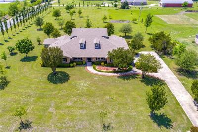 Allen Single Family Home For Sale: 723 Highland Court