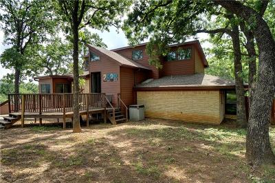 Grapevine Single Family Home For Sale: 2638 Tanglewood Drive