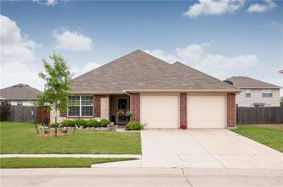 Waxahachie Single Family Home Active Kick Out: 212 Palomino Drive