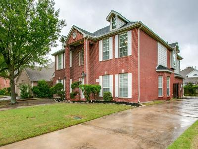 Flower Mound Single Family Home Active Option Contract: 2817 Elmridge Drive