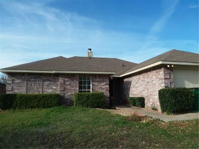 Red Oak Single Family Home Active Option Contract: 433 Sorrel Lane