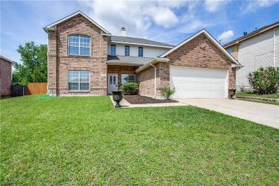 Rowlett Single Family Home For Sale: 6122 San Marino Drive