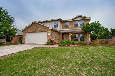 Crandall, Combine Single Family Home For Sale: 117 Rio Grande Drive