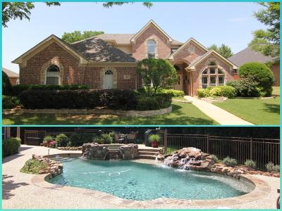 Flower Mound Single Family Home For Sale: 3118 Woodhollow Drive