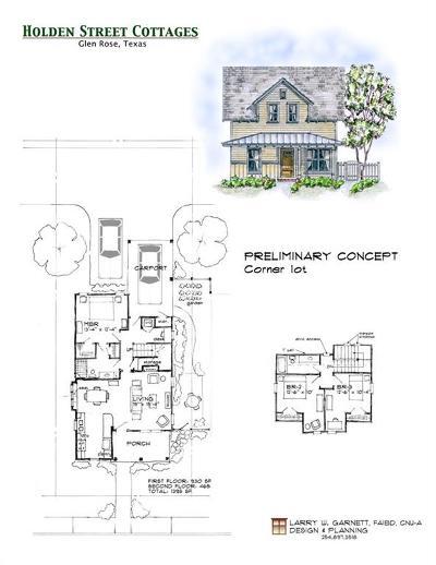 Somervell County Single Family Home For Sale: 995 Holden Street