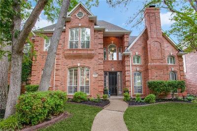 Dallas Single Family Home For Sale: 5215 Beckington Lane