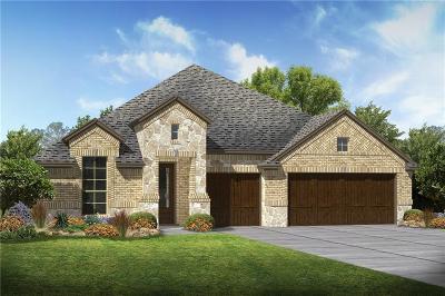 Melissa Single Family Home For Sale: 2307 Saratoga Drive