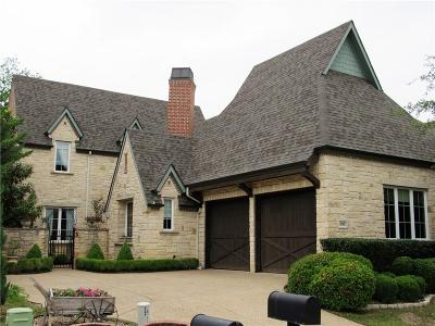 McKinney Single Family Home Active Option Contract: 832 Chapel Hill Lane