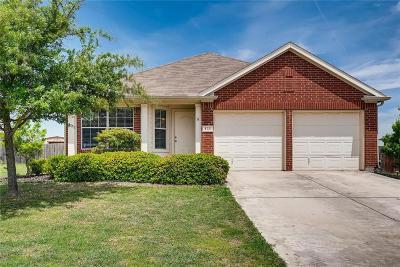 Royse City Single Family Home For Sale: 416 Cookston Lane