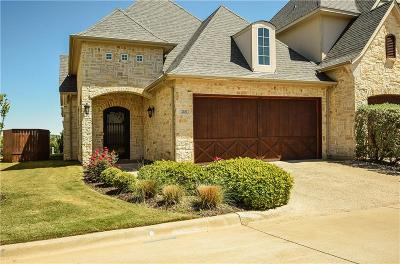 Granbury Townhouse For Sale: 2537 Vineyard Drive
