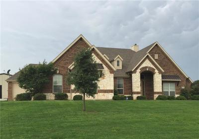 Joshua Single Family Home Active Option Contract: 5008 Big Springs Drive