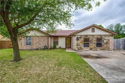 North Richland Hills Single Family Home For Sale: 7309 Windcrest Lane