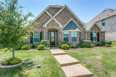 Plano TX Single Family Home Active Option Contract: $365,000