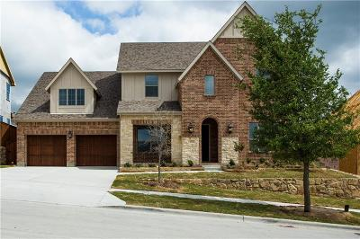 Fort Worth Single Family Home For Sale: 1712 Crested Ridge Road