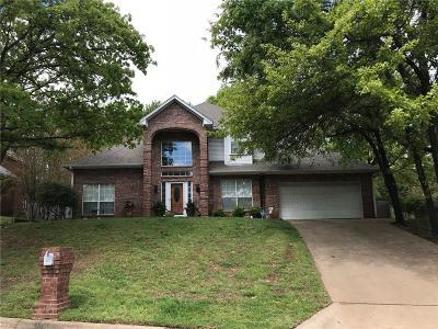 Denison Single Family Home For Sale: 1401 S Hyde Park Avenue