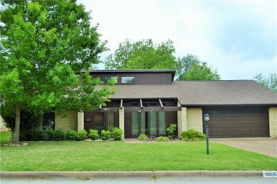 Benbrook Single Family Home For Sale: 9005 Van Deman Drive