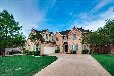McKinney Single Family Home Active Kick Out: 1601 Waterside Drive
