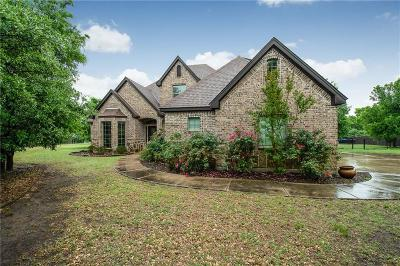 Aledo Single Family Home For Sale: 135 Crooked Stick Lane
