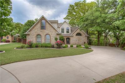 Weatherford TX Single Family Home For Sale: $350,000