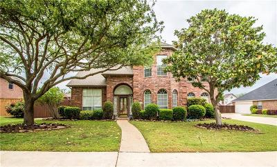 Rowlett Single Family Home Active Option Contract: 6214 New Forest Drive