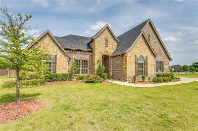 Burleson Single Family Home Active Kick Out: 1417 Valley Crest Drive