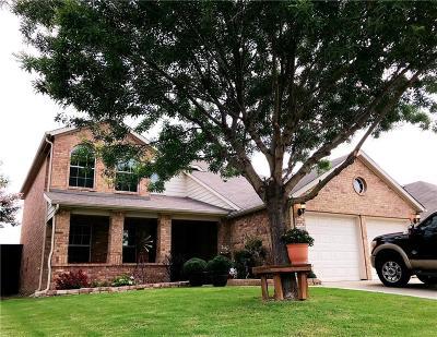 Cross Roads Single Family Home For Sale: 8817 Trailblazer Drive