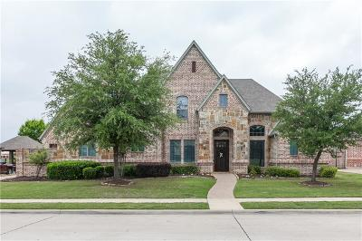 Keller Single Family Home For Sale: 812 Gentle Wind Drive