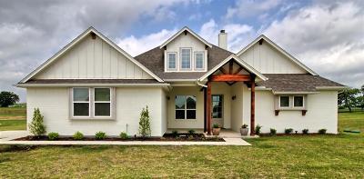 Brock Single Family Home For Sale: 160 Eagles Crest Lane
