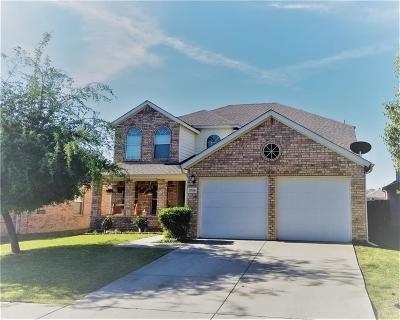 Cross Roads Single Family Home For Sale: 8744 Sagebrush Trail