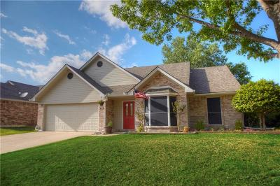 Rockwall Single Family Home For Sale: 158 Westwood