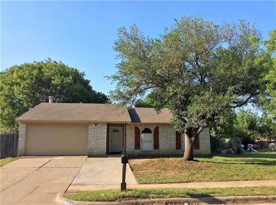 Forest Hill Single Family Home For Sale: 3249 Chalmette Court
