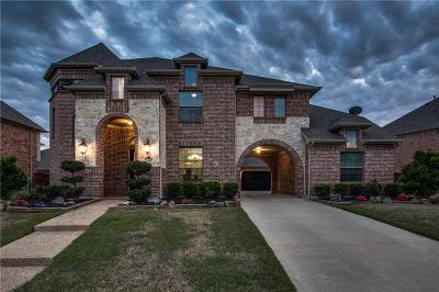 Keller Single Family Home For Sale: 2009 Lewis Crossing Court
