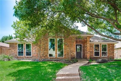 Plano TX Single Family Home Active Option Contract: $315,000