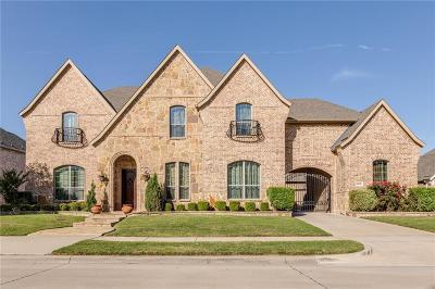Grand Prairie Single Family Home For Sale: 6968 Bridgemarker Drive