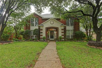 Single Family Home For Sale: 2633 Courtside Lane