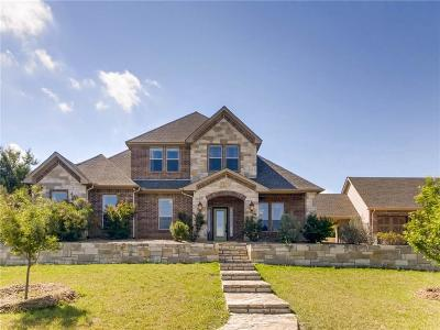 Granbury Single Family Home For Sale: 607 Lantana Drive