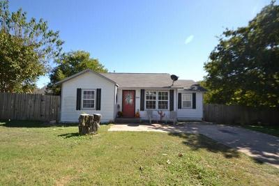 Stephenville Single Family Home For Sale: 804 E Hook Street