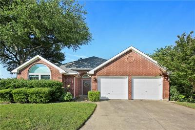 Flower Mound Single Family Home Active Option Contract: 2501 Grandview Court