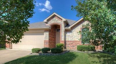 Royse City Single Family Home For Sale: 1208 Cedar Cove Place