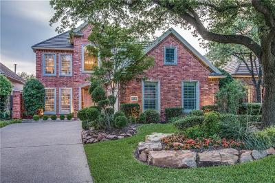 Frisco Single Family Home For Sale: 15 Fairway Drive