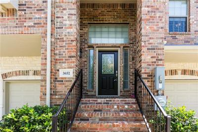 Irving Townhouse For Sale: 3652 Swiss Lane