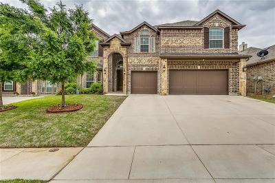 Fort Worth Single Family Home For Sale: 4232 Rustic Timbers Drive