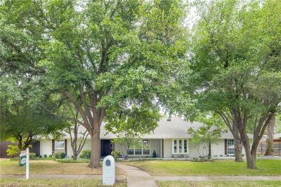 Dallas Single Family Home For Sale: 4156 Fawnhollow Drive