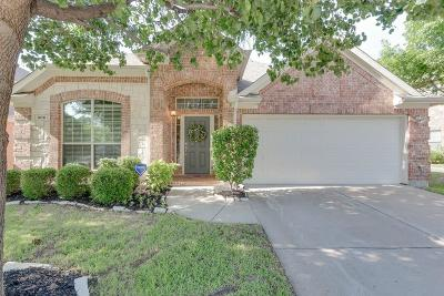 Euless Single Family Home Active Option Contract: 406 Fountain Park Drive