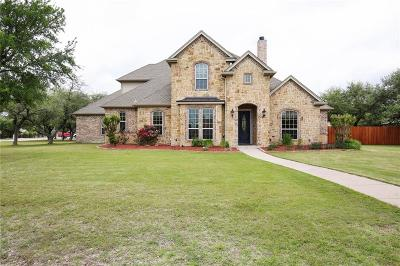 Aledo Single Family Home For Sale: 123 Tanglewood Drive