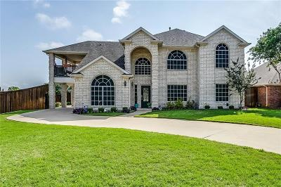 Burleson Single Family Home For Sale: 851 Bridle Path