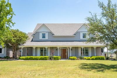Johnson County Single Family Home For Sale: 3701 County Road 1224