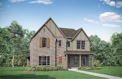 Single Family Home Active Contingent: 8774 Bullrush Road
